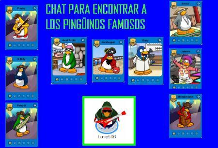 chat para encontrar a pinguinos famosos2