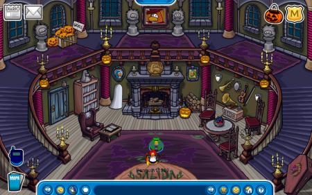 mansion embrujada por dentro