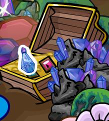 pin de botellla de cristal